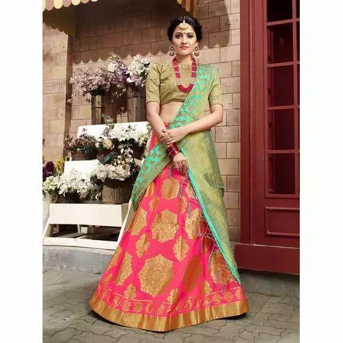 c3afba428 Printed Wedding Wear Designer Lehenga, Rs 3500 /1 set, Madam ...