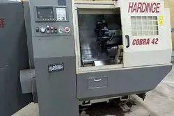 CNC Turning Hardinge Cobra 42