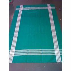 Hospital Green Bedsheet