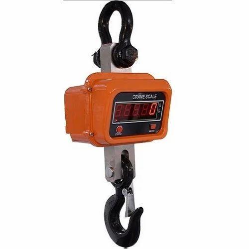 10 Ton Digital Crane Scale, डिजिटल क्रेन स्केल ...