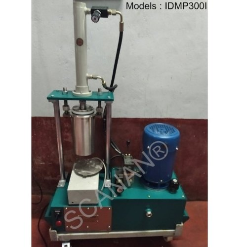Hand Press Idiyappam Machine