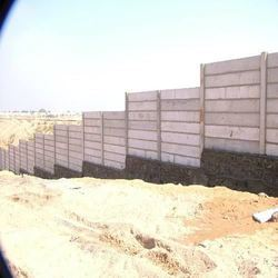 Step Compound Wall