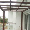 Balcony Pergola