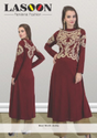 Full Sleeve Red Designer Woolen Kurtis, Size: XL