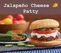 Jalapeno Cheese Tikki/patty