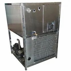 Stainless Steel Sealed SS Glycol Chiller, Capacity: 1 ton, Air-Cooled