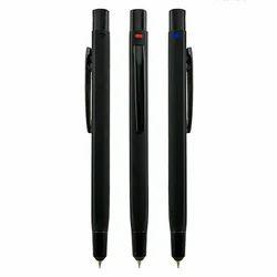Black Retractable Pen