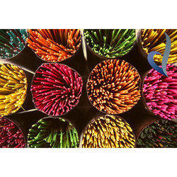 Coloured Incense Stick