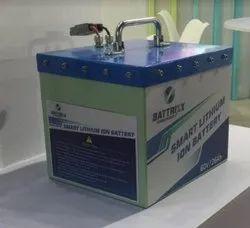 Battrix Lithium ion Battery for 2 wheeler, Capacity: 26 Ah