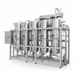 Chemical Evaporator Machine