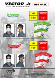 Breeze N95 Masks
