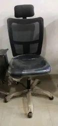 Revolving Net Chair