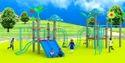 Outdoor Playground Equipment KAPS 2205