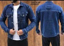 Jack N Jone M and XXL Men Denim Jacket