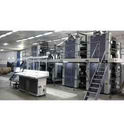 Newspapers and Books Web Offset Printing Machine