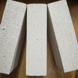 Rectangular Mullite Fire Bricks, Size: 9 In. X 4 In. X 3 In.
