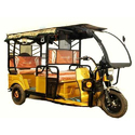 Arai Approved E-Rickshaw