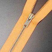 No.5 Closed End Metal Zipper