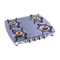 Glass Body SS Cook Top Stove
