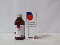 Dextromethorphan 10mg Phenylephrine 5mg CPM 2mg