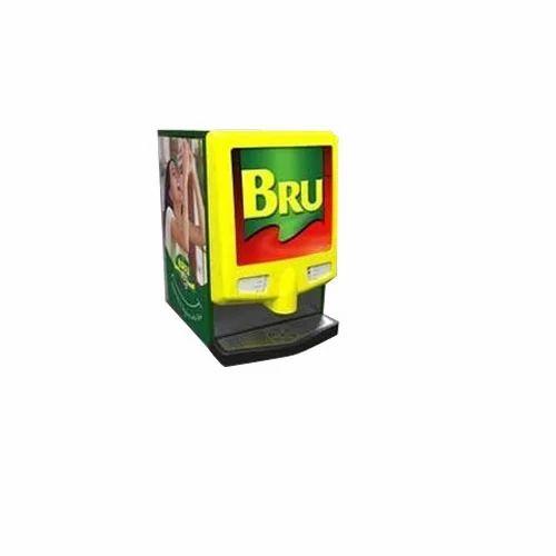 8 Option Bru Vending Machine