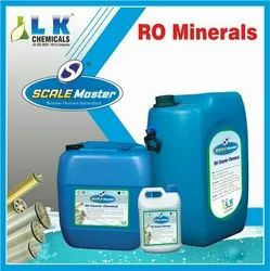 White RO Minerals Chemicals, Grade: Food Grade, Packaging Type: Hdpe Barrel