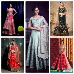 Bollywood Bridal Lehenga Choli