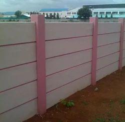 Rcc Prestressed Wall