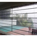 Monsoon Transparent Blinds
