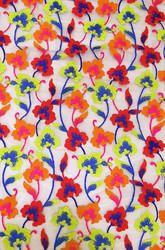 Zari Woven Brocade Silk Fabric