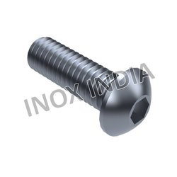 SS 316 Button Head Screws