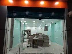 Showroom Building Construction