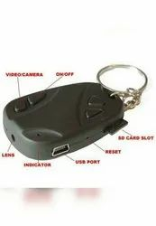Black Spy Key Chain Camera HD, For Outdoor