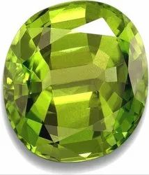 Peridot Stone Natural Gemstone