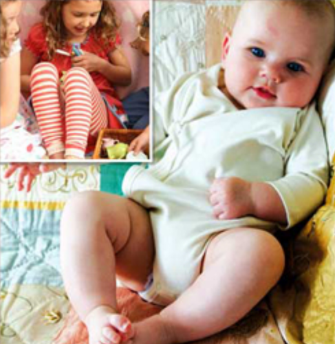 Baby And Childrens Garments