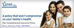 Comprehensive Insurance Policy