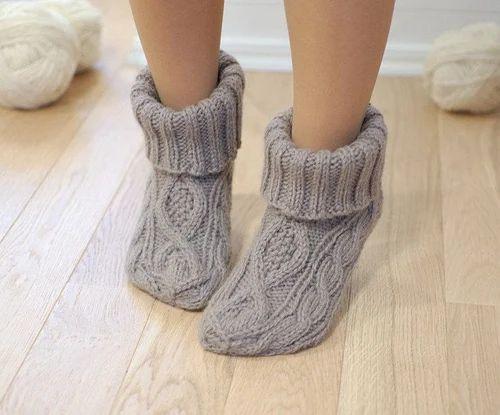 Woolen Socks Rs 25 Pair Shiv Shakti Hosiery Id