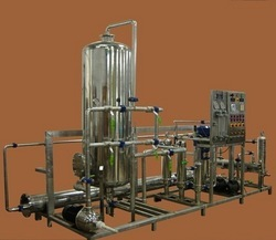 Minral Water Bottling Plant