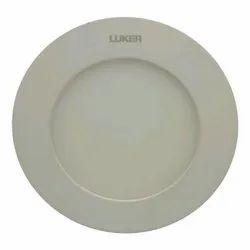 Luker Round LED Panel Light