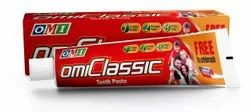 OMI Mint Toothpaste, Packaging Size: 200g