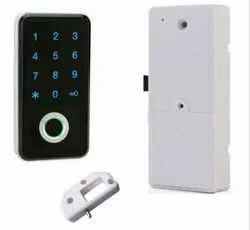 B-Line Fingerprint and Password Digital Drawer/Cabinet Lock