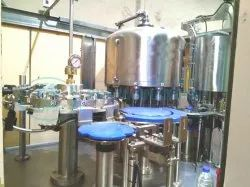 120 BPM Mineral Water Plant
