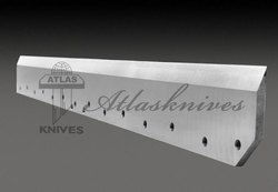 Cladded Steel Atlas Paper Cutting Knives Polar115, For Printing Industry, Size: 1390mm X 160mm X 13.75mm