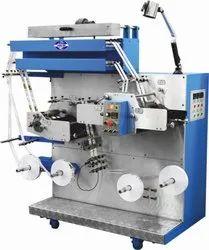 Garment Label Printing Machine