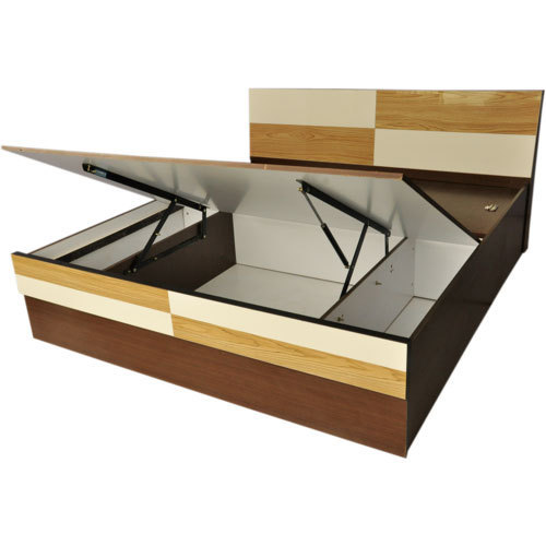 Crystal Premium King Size Hydraulic Storage Bed