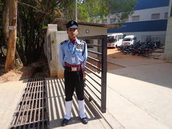 Civil Security Guards