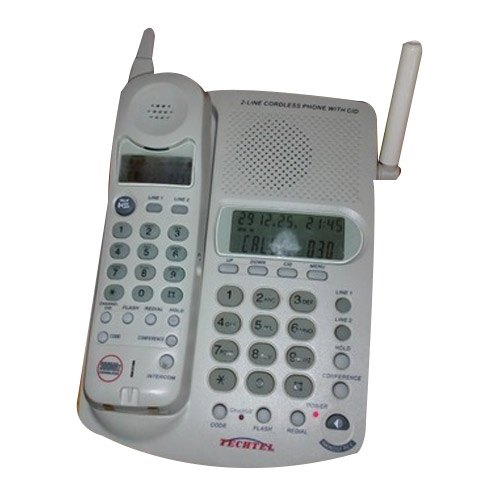 Telesoft Smart Two Line Cordless Phone