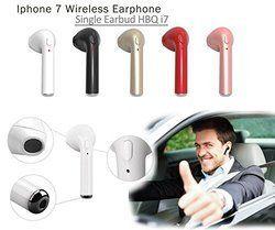 HBQ I7 Wireless  Bluetooth Headphone