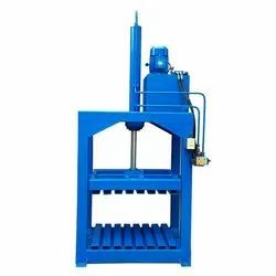 Semi Automatic Hydraulic Baling Press