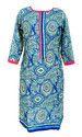Lavanya Cotton Formal Designer Printed Kurti